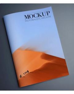Mise en page Brochure 8 à 16 pages