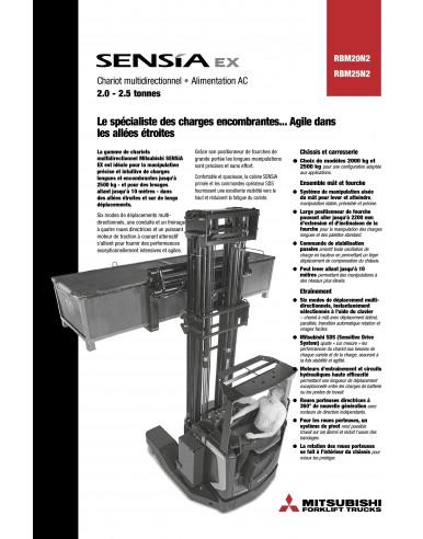 50 FT - RBM20N2-RBM25N2  (SENSiA EX)